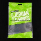 Постоянный пищевой категории молнией пластиковый пакет с покрытием из алюминия
