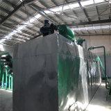 Verwendetes Öl bereiten Maschine/verwendete Bewegungsölraffinieren-Destillieranlage auf