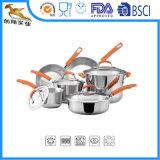 18/10 appareil de cuisine professionnel d'acier inoxydable (CX-SS1207)