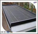 El material de material para techos flexible EPDM soldable impermeabiliza la membrana