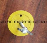Receso de goma o plástico hueco ex ex para anclaje de elementos prefabricados