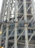 プレハブの有名な陸標の鉄骨構造タワーの建物フレーム