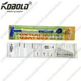 Canon d'arrosage en laiton de jardin de pulvérisateur de Déménager-Type (KB-2011)