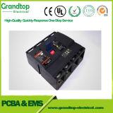 Supervisión de plástico de fuente de alimentación caja de control de moldeo por inyección de plástico