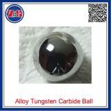 L'usura del carburo di tungsteno della sfera 35mm 36mm 37mm 38mm 38.1mm dell'acciaio legato parte la sfera dura del carburo di tungsteno della lega