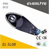 Everlite 60W COB Calle luz LED con IP66 IK08