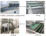 Tarjetas de alta velocidad de reproducción automática Máquina de corte y el cotejo de Fq1020