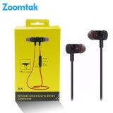 Haut de vente Zoomtak usine Bass meilleur casque Bluetooth sans fil pour Mobile
