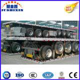 De Semi Aanhangwagen van de Container van het Vervoer van de Lading van Multifuctional met de Sloten van de Draai