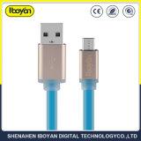 Micro cavo di dati portatile su ordinazione del USB del caricatore per Samsung