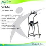 870 Vkr/strumentazione forma fisica di ginnastica/torretta di potere/cremagliera verticale di aumento/inscatolamento del ginocchio/torretta di potere