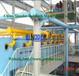 小型石油精製所の粗野なパーム油の精錬機械
