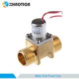 Irrigação rosca macho latão Bi-Stable Electroválvula de Pulso