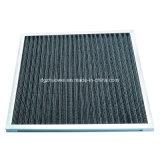 Filtro ativado construção médio do painel do carbono do material do carbono ativo e do filtro do painel