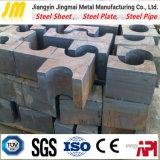 열간압연 고품질 탄소 구조 강철 격판덮개 (ASTM A283)