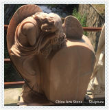 Monumento/lápide/Headstone/memorial do granito de China para o funeral