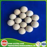 Inerte Alumina Ceramische Bal als Steun van het Bed van de Katalysator (Al2O3: 99%)