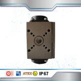 Пневматический привод для модулирующей лампы