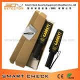 Punta de prueba estupenda del metal del detector de metales de la mano del detector de metales del explorador