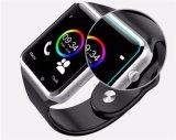Вахта спорта Bluetooth Smartwatch карточки OEM SIM для Android Ios