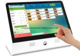 """15.6 """" icp-E360 Androïde Enige Capacitieve POS van het Kasregister van het Scherm van de Aanraking Machine voor POS Systeem/Supermarkt/Restaurant/KleinhandelsWinkel"""