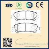 Garnitures de frein automatiques en plastique peintes semi-métalliques à faible bruit de montagnard 04466-48120 pour Toyota