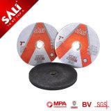 Haut de jeûne de livraison en acier inoxydable de coupe d'oxyde d'aluminium disque unique