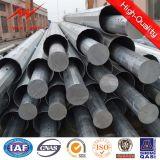 Palo tubolare d'acciaio elettrico galvanizzato