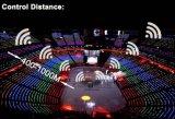 RFIDコンサートマルチカラーライトリモート・コントロールLEDブレスレット