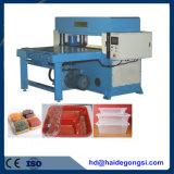 Alimentação automática de dois lados máquina de moldes de embalagem em blister Hidráulico