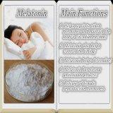 Pureza Melatonine amplamente utilizado CAS de 99%: 73-31-4 medicinas dos cuidados médicos