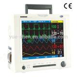 Preiswertes erwachsenes pädiatrisches medizinisches ICU Patienten-Überwachungsgerät des Krankenhaus-Ysf3 des Geräten-