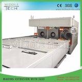 O PVC plástico/UPVC efluente de água/Tubo de drenagem/Tubo/mangueira da linha de produção de Extrusão