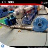 LDPE HDPE PP PE Гранулирующий полимерная пленка/линия по производству окатышей с высокой емкостью