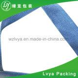 Höhen-Qualitätskundenspezifisches Firmenzeichen gedruckte Kleidung trägt verpackenPACKPAPIER-Einkaufstasche mit Griff