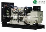Conjunto de generación diesel con motor Perkins 250kVA (LPM200)