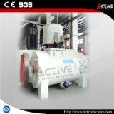 Calentador de alta velocidad plástico de la unidad del mezclador y una mezcladora más fresca