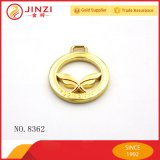 Étiquette s'arrêtante de logo d'étiquette de médaille d'insigne d'or de modèle neuf