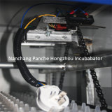 Ce approuvé fourni petit oeuf incubateur d'usine de la volaille Hatcher Machine