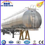 42, de petróleo 000L do tanque reboque de alumínio Semi