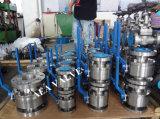 De Wenzhou Gesmede Kogelklep van de Hoge druk van het Roestvrij staal Drijvende Met Goede Prijs
