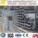 Geschweißtes rechteckiges Stahlrohr für Brücken-Gebäude