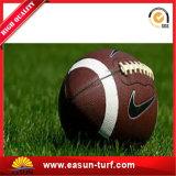 Hierba de alfombra sintetizada del campo de fútbol de China para el fútbol