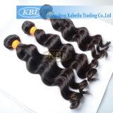 Uitbreiding van het Menselijke Haar van 100% de Maagdelijke Indische (kbl-IH)