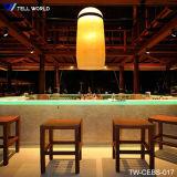 Nuevo diseño de mobiliario moderno Hotel, restaurante, mostrador de bar
