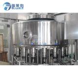 Água mineral completa da máquina de enchimento de garrafas automático