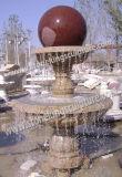 庭(SK-2189)のための手によって切り分けられる自然な大理石の噴水