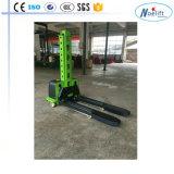 Case/chariot élévateur portatifs électriques de main de levage de palette de charge d'individu pour 500kg