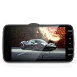 4,0-дюймовый портативный экран IPS FHD 1080P двойной записи 170 градусов Dash Cam