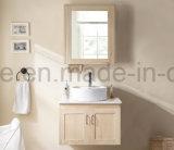 Wand-Fall-hölzerne einzelne Wannen-wasserdichte Badezimmer-Eitelkeit kombiniert (ACS1-W88)